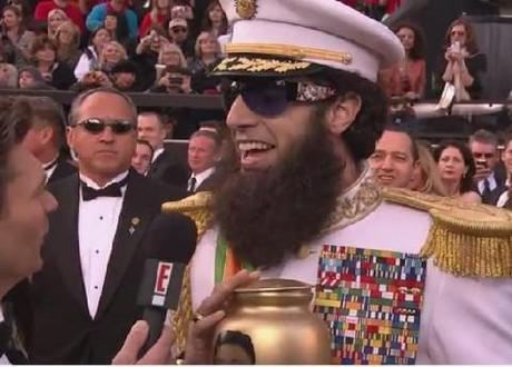 Five memorable moments from the 2012 Oscars