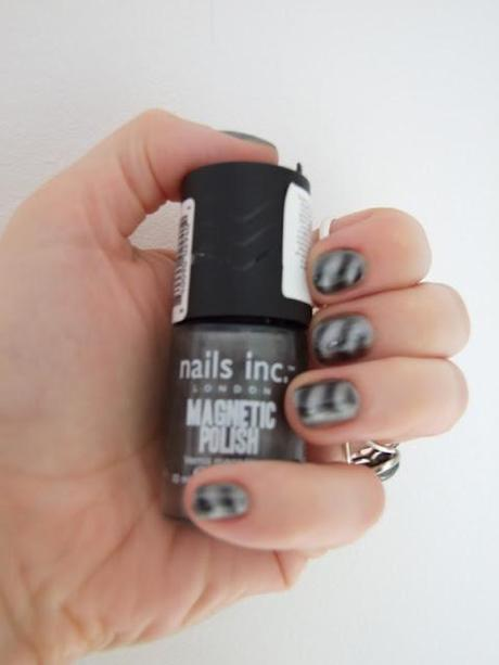 Nail inc. Trafalgar Square Magnetic Polish - Review