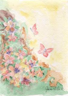 Watercolor Again!