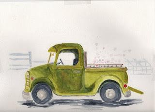 Clementines, Pickup Trucks , Little Boys and Other Things