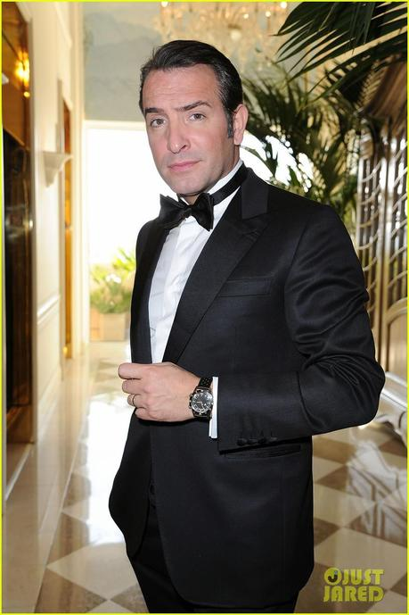 Jean Dujardin Oscars 2012, Jean Dujardin, oscars, 2102, academy awards, the artist, best actor, best dressed