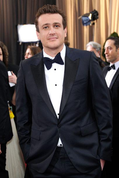 Jason Segel Oscars 2012, jason, segel, oscars, best dressed, academy awards,
