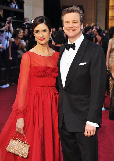 Colin Firth Oscars 2012, oscars, 2012, academy awards, tom ford, best dressed