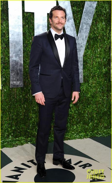 Bradley Cooper oscars 2012, oscars, 2012, academy awards, bradley cooper, vanity fiar, moustache, best dressed