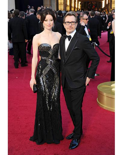 Gary Oldman Oscars 2012, oscars, 2012, academy awards, gary oldman, paul smith, best dressed