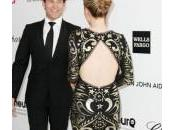 Oscars 2012: Anna Paquin Stephen Moyer Elton John AIDS Foundation Party