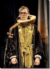 Matthew Sherbach as Hortensio