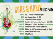 Join Annual Guns Hoses Event March