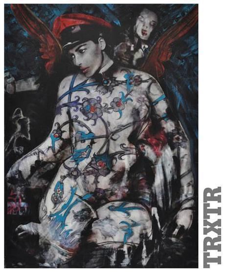 TRXTR - 'Pretty Lethal' At Signal Gallery