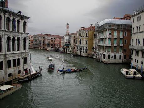 Sometimes, when I'm in Venice, I hate it. Then I get home...