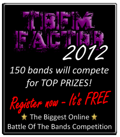 Ripple Music Announces Sponsorship and Grand Prize Recording Contract for TBFM Factor 2012