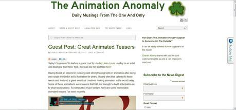 nimation Guest Posted at Animation Anomaly