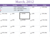 February Review March Goals