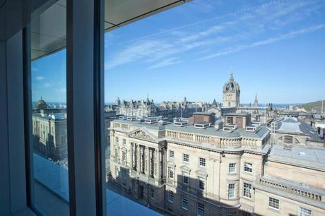 Room with a view: Hotel Missoni, Edinburgh