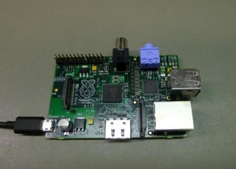 Raspberry pi goes on sale; sells out, crashes website, but future of computing looks fruity