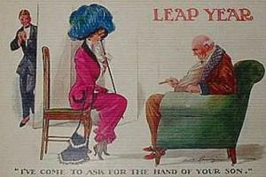 Dutch say yes on Leap Day