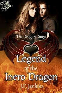 Review & Giveaways: The Dragons Saga: Legend of the Inero Dragon