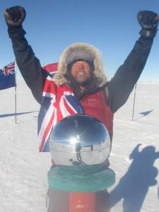 Mark Wood's North Pole Expedition In Jeopardy