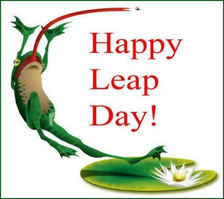 Leap Day: What Will You Do With 24 Extra Hours?