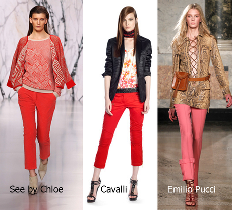How to Wear Coloured Jeans for the 40+