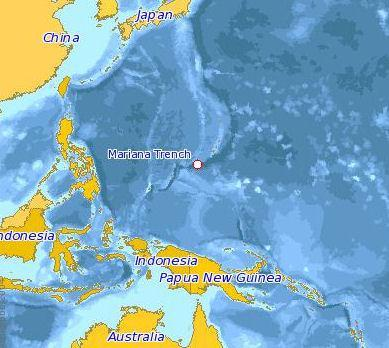 Ocean Trench: Take A Dive 11,000m (6.8 miles) Down