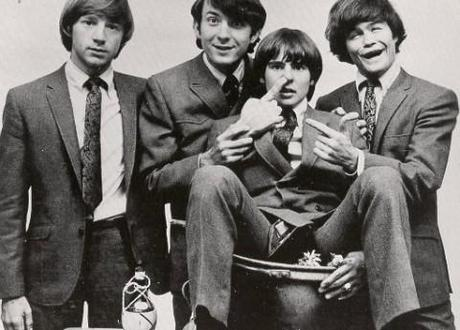 Davy Jones, lead singer of The Monkees, dies of a heart attack