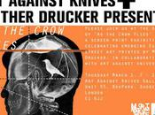 Against Knives Mother Drucker Presents Crow Flies'