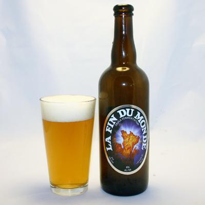 Beer Review – Unibroue La Fin du Monde