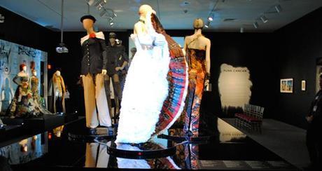 Jean Paul Gaultier Exhibit