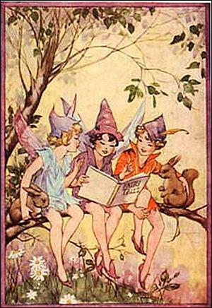 learn langauges: young learnes and fairy tales