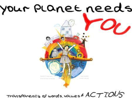 Free Planet Custodianism 2012 - your planet needs you!