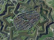 Beautiful Fortified City Naarden, Netherlands