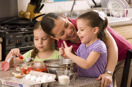 Become the Family Chef and Save Money by Cooking at Home.