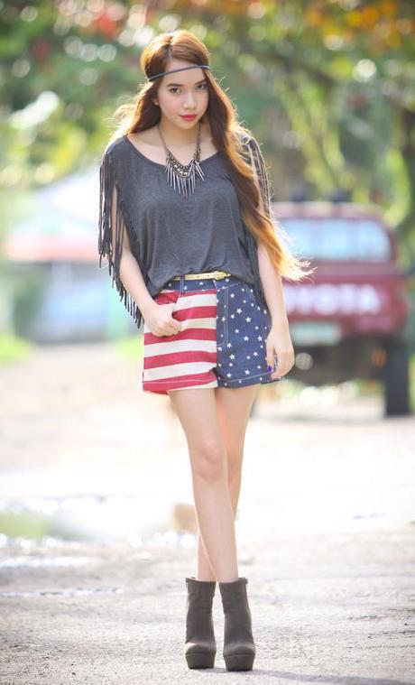 Look 332: Americana