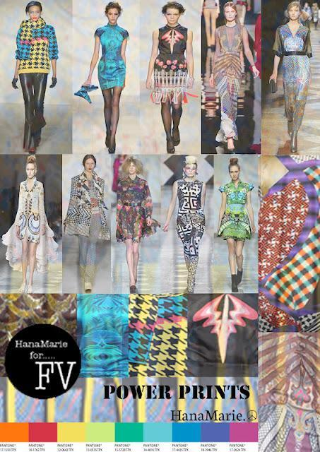 TREND REPORT : FV