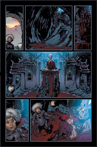 Harbinger #1 page 3