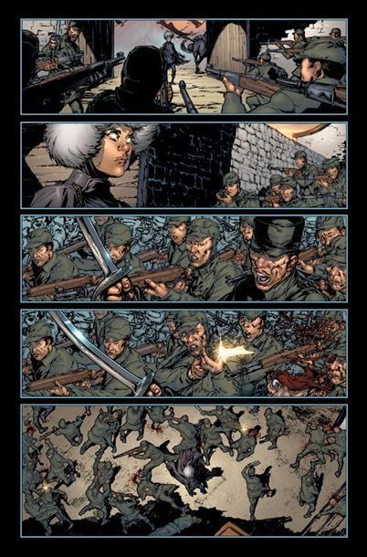 Harbinger #1 page 2