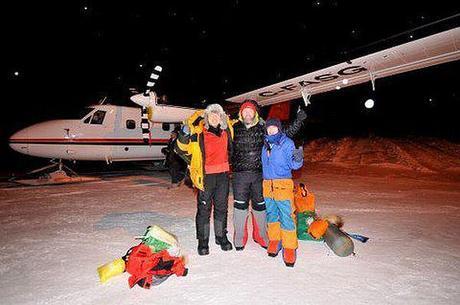 North Pole 2012: Season Officially Begins!