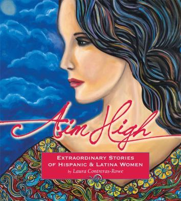 "Laura Contreras-Rowe Inspires Hispanic and Latina Women to ""Aim High"""