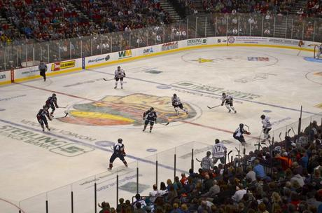 Hockey match essay