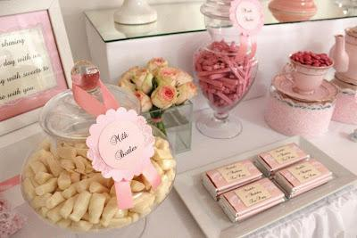 candy buffet ideas labels l
