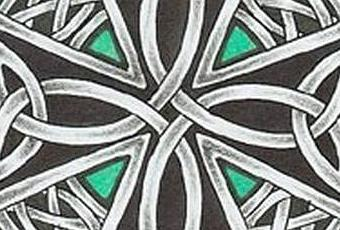 Circular cross celtic tattoo paperblog for Painkillers before tattoo