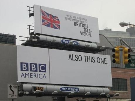 The British Have Landed in NYC