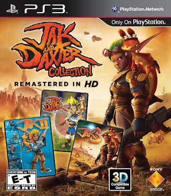 S&S; Review: Jak and Daxter HD Collection