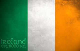 Irish flag Inspiration!