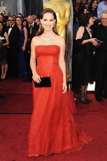 Oscar Dresses 2012