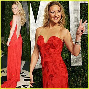Kate Hudson - Vanity Fair Oscar Party