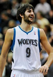 Ricky Rubio is Crashing the NBA Party and Looking Good Doing It