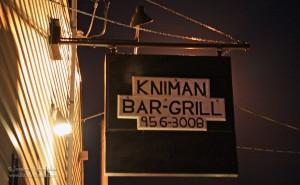 Kniman Bar and Grill in Kniman, Indiana