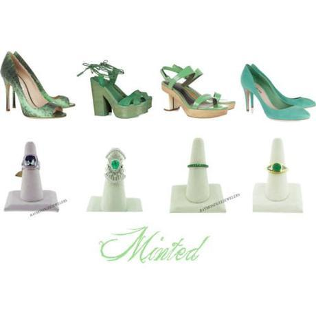 Tuesday Shoesday: Minted